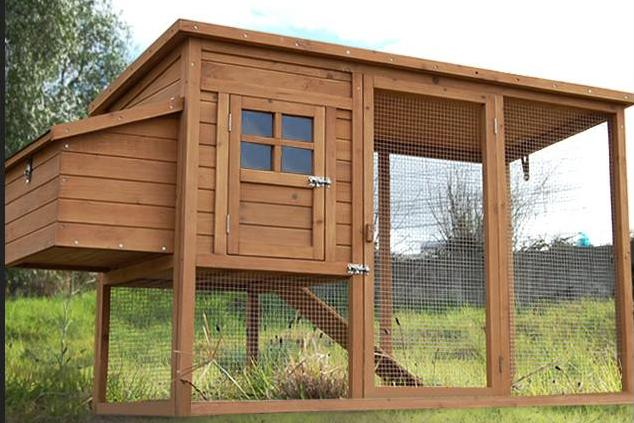 Chicken Coop No# 4