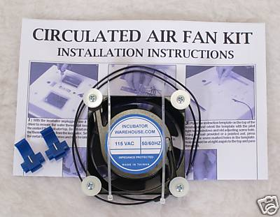 Hova-Bator Incubator Fan   $75NZ
